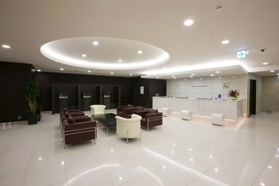 フロントロビー - 川崎市、ダイワロイネットホテル川崎の写真 ...