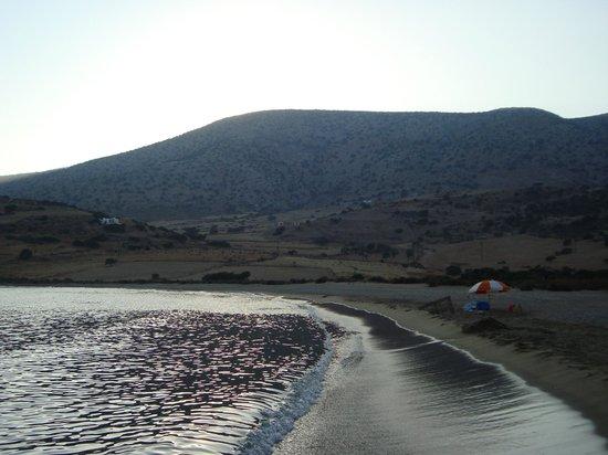 Agios Prokopios Beach: Καλαντό