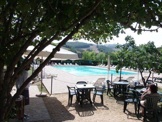 Borgo Le Terre Del Verde : piscina