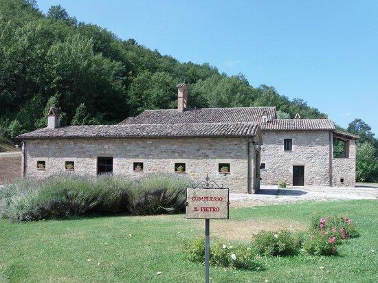 Borgo Le Terre Del Verde : centro yoga