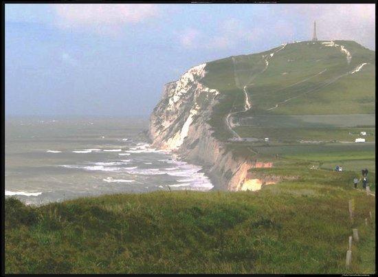 Wissant, Frankrike: Le Cap Blanc-Nez