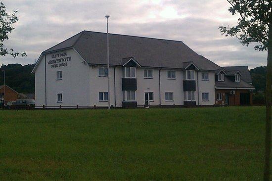 Aberystwyth Park Lodge Hotel: Hotel