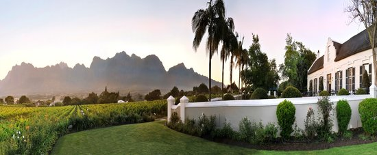 Grande Roche Hotel: Escape to the Winelands