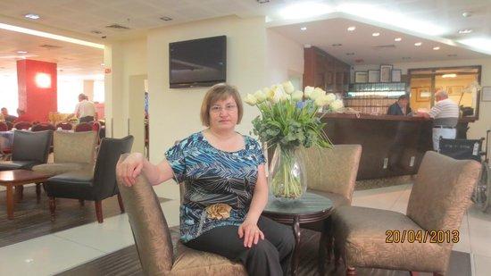 Margoa Hotel Netanya: Ресторан