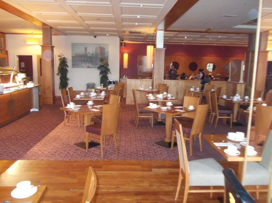 Claregalway Hotel - The Restaurant