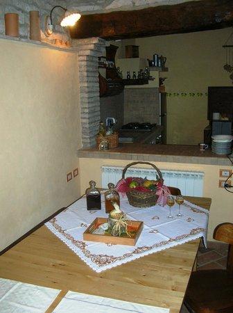 B&B Caiseveri : Cucina