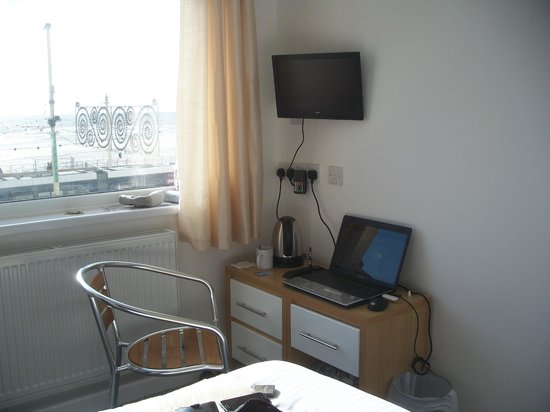 Colris International Hotel: Room