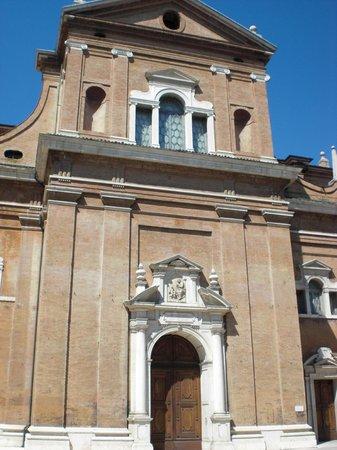Basilica della Madonna della Ghiara: Beata Vergine della Ghiara