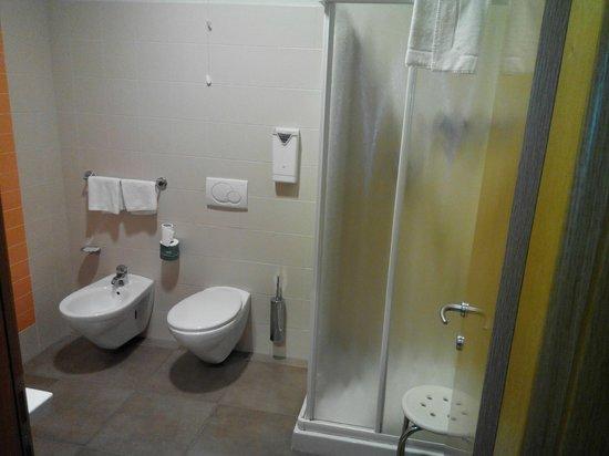 Tatì Hotel : Bagno in camera