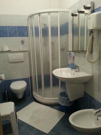 Hotel Belsit: bagno