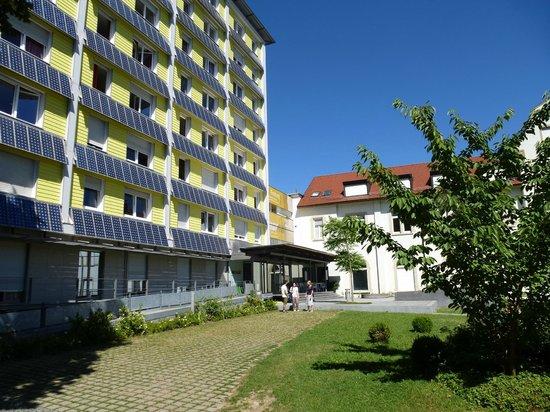 KL Freiburg - Internationales Gaestehaus