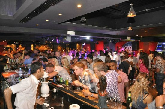 Pangaea Night Club: 2