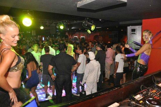 Pangaea Night Club: 1
