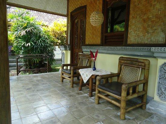 Astina Hotel: Standard Fan Cottage