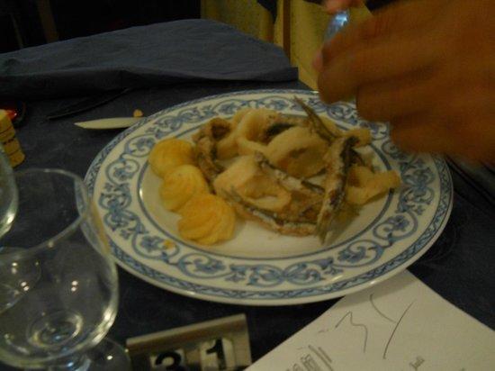 Hotel Citara : piatto tipico