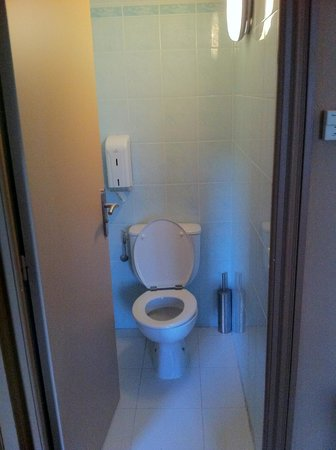 Promotel : Water closet