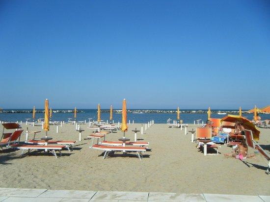 Residence Cima: spiaggia