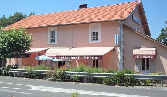 Hotel Restaurant Saint Paul En Born