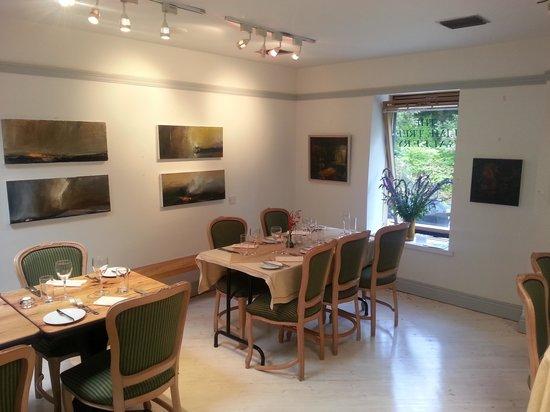 The Lime Tree Restaurant: enrique m