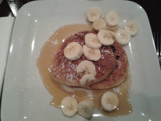 Baileys Hotel Cashel: Pancakes