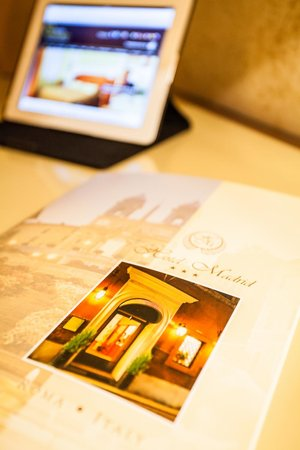 Hotel Madrid: free wi-fi just for reservations from our official web page