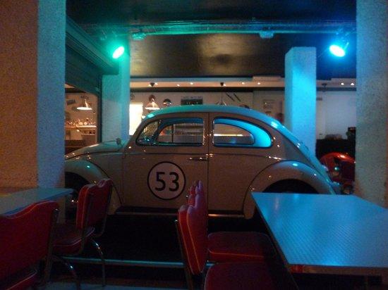 Garage 53: Maggiolino anni 50 volkswagen