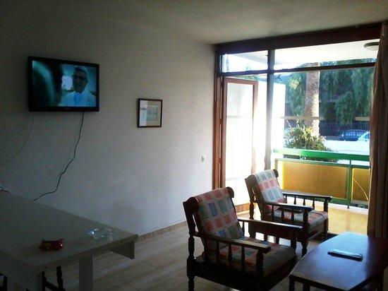 Apartamentos El Palmar: a