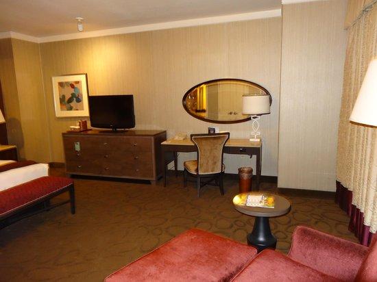 Sam's Town Hotel and Casino Shreveport: Bedroom