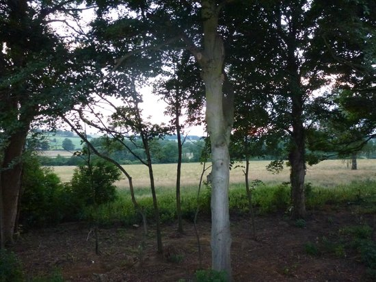 Sedgebrook Hall: A room facing North with a view