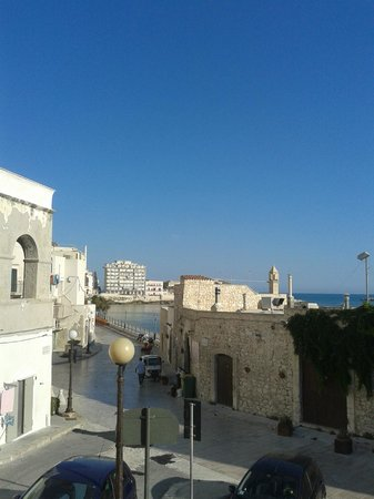 Hotel Punta San Francesco: Vista dalla nostra stanza