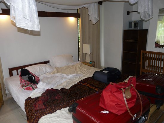 Kelimutu Crater Lakes Eco Lodge: la chambre n°4