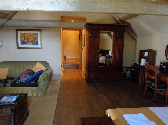 The Crown Inn : Lucetta room
