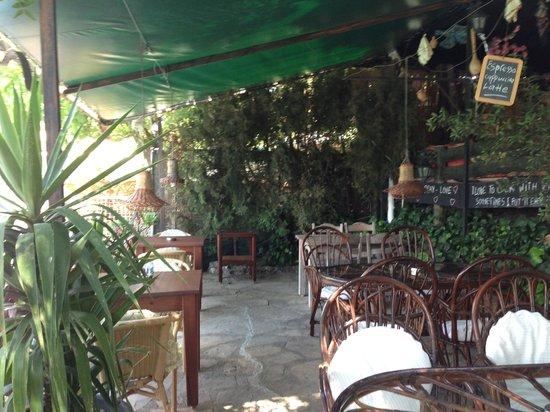 Beyazgul Restaurant : knus, mooi, leuk in Beyaz Gül