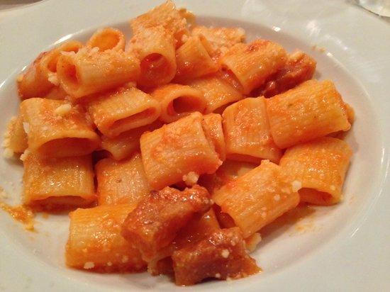Rimessa Roscioli: The pasta