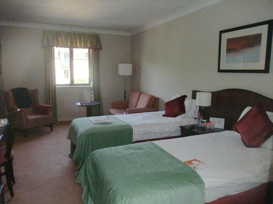 Oxford Spires Hotel: Lovely rooms