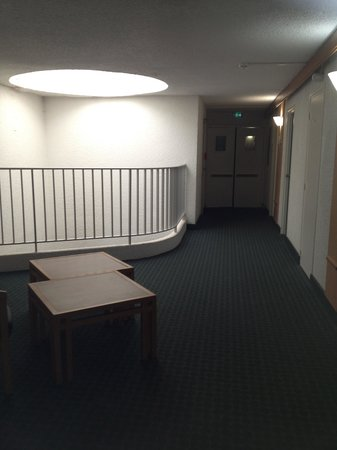 Ibis Le Touquet Thalassa : couloir
