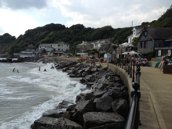 The Boathouse Restaurant : steephill cove