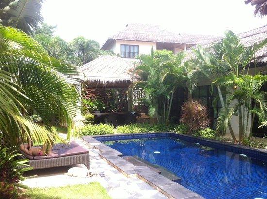 Pa Prai Villa At The Plantation: Huge pool