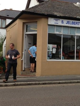 Jelberts: Another satisfied customer...