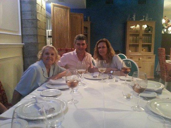 Restaurante Nemesis: Comida familiar en Némesis.
