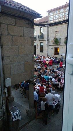 Hotel Ruas: Vista dalla stanza