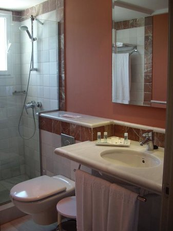 Hipotels Hotel Flamenco Conil: baño