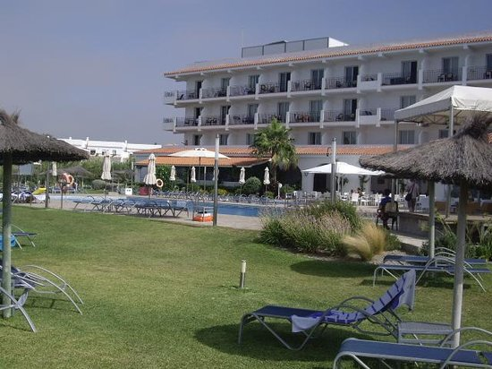 Hipotels Hotel Flamenco Conil: exteriores