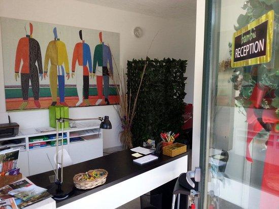 Bambu Affittacamere: Reception