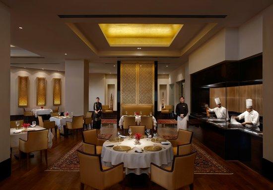 Ziya, the contemporary Indian restaurant at The Oberoi, Mumbai