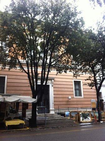 Biblioteca Comunale - Sede di Via Borgo Cavour