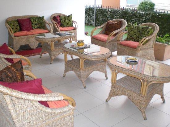 Residence Playa Martin: area relax
