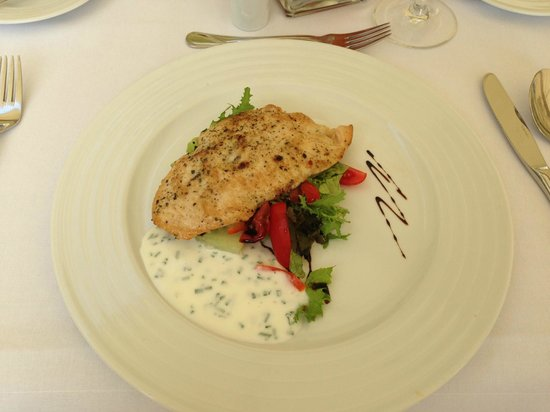 Danubius Health Spa Resort Thermia Palace: lunch