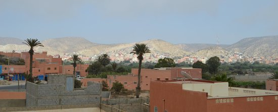 Go Surf Morocco : View from roof