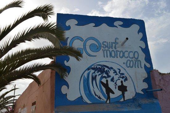 Go Surf Morocco : Sign